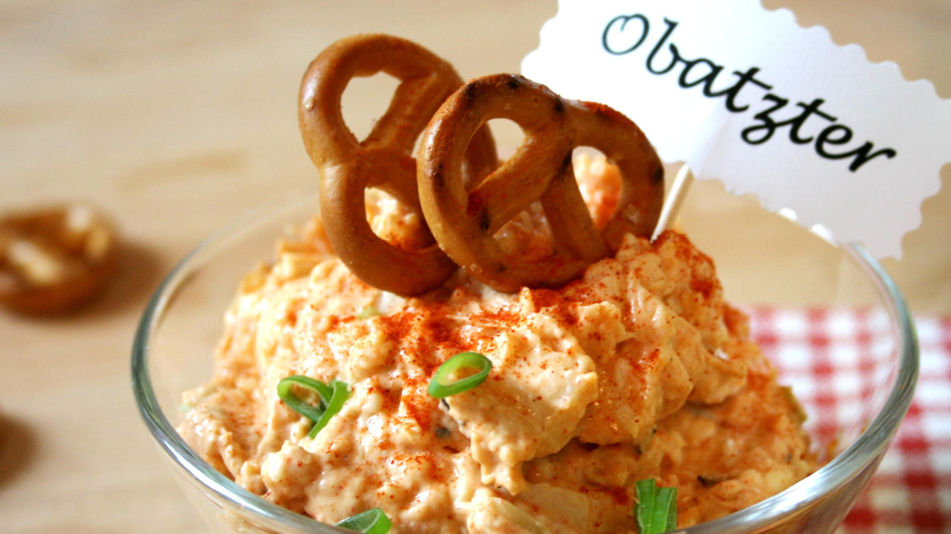 obatzda bavarian cheese